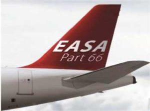 Licences aéronautiques PART 66